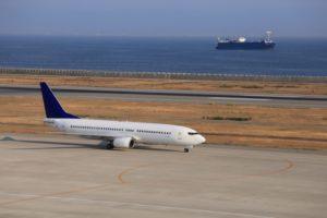 航空輸送・海上輸送