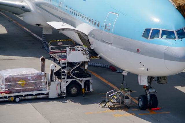 航空機輸送方法