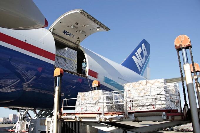 海外輸出流れ