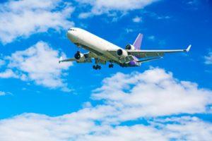 航空輸送メリット,デメリット